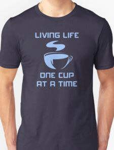One Cup at a Time - Dark T-Shirt