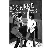 $5 Shake Photographic Print