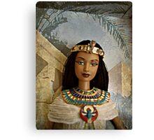 Egyptian Princess Barbie Canvas Print