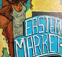 Eastern Market by Kelly Guillory