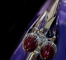 Purple Bullet by Rebecca Cozart