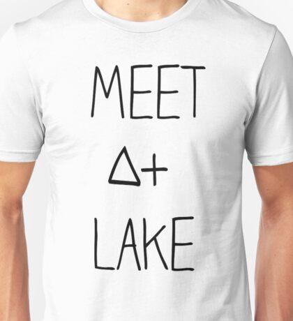 Meet At Lake (SALE) Unisex T-Shirt