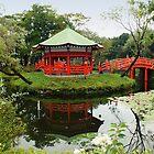 Japanese Garden by Lucinda Walter