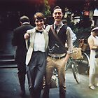 Tweed Ride cuties by Sally McColl