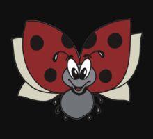 Ladybug Cartoon Kids Tee