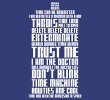 The Doctor Tardis T-Shirt