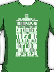 The Doctor Tardis T-Shirt