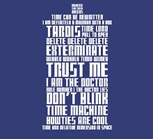 The Doctor Tardis Unisex T-Shirt