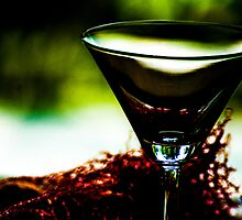 Happiness is...Martini sometime...Got Featured Work by Kornrawiee