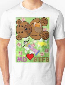 Maggy Doll & Big Teddy Face Boy T-Shirt