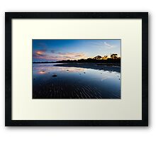 It took a while.... Framed Print