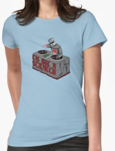 Tis Tis Tis But A Scratch Womens Fitted T-Shirt