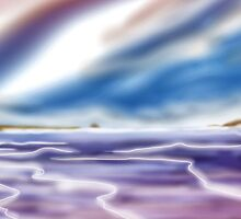 Digital Airbrush Sea picture by Grant Wilson