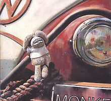 Monkey Business by Sharon Poulton