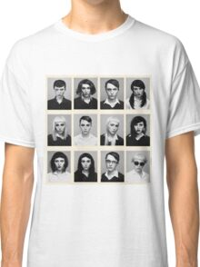 YEARBOOK (Complete Grid) Classic T-Shirt