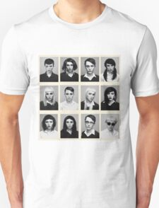 YEARBOOK (Complete Grid) T-Shirt