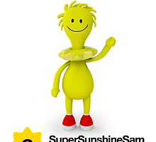 Super Sunshine Sam & Friends - Sam by SuperSunshine