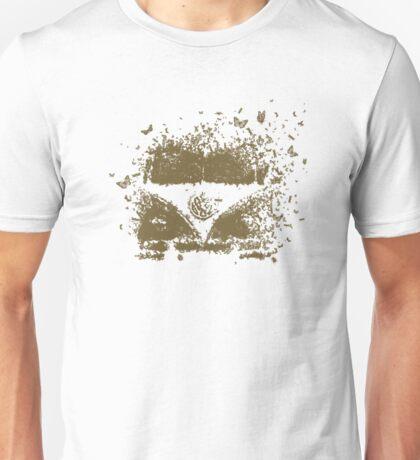 Camper Van of Butterflies Bees and Bugs Unisex T-Shirt