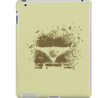 Camper Van of Butterflies Bees and Bugs iPad Case/Skin