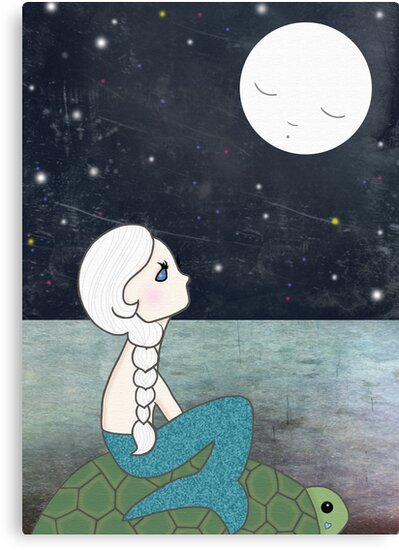 The Mermaid and the Moon by CarlyWatts