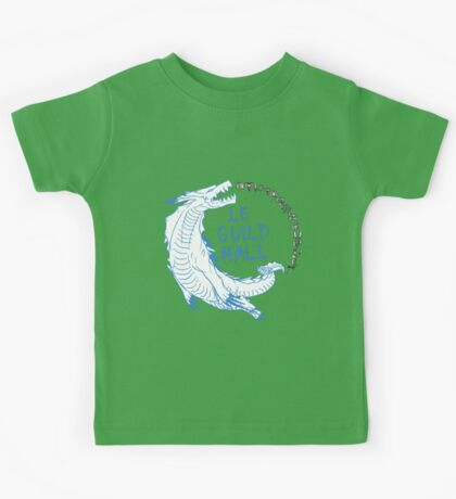Monster Hunter Le Guild Hall-Lagiacrus Version 1 Uncolored Kids Tee