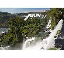 Iguazu Falls - Argentina Photographic Print