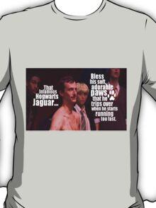 Hogwarts Jaguar  T-Shirt