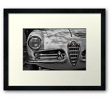 Mille Miglia Framed Print