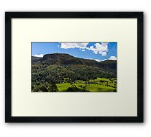 Lamington National Park Framed Print