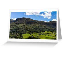 Lamington National Park Greeting Card