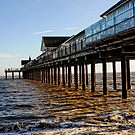 Southwold Pier  #1 by Karen  Betts