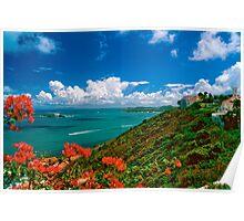Fajardo Coastal Scenic Poster