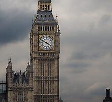 Big Ben, London by ericrmc