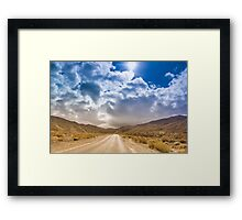 Everyone Wants To Change Their Location Framed Print