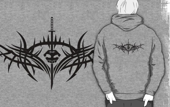 Bleach Tribal Design by Austintacious