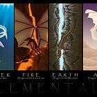 Elementals by KittenPokerUK