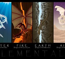 Elementals by KittenPokerUK