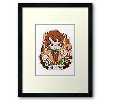 My Precious Framed Print