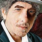 Bob Dylan by artbyjames