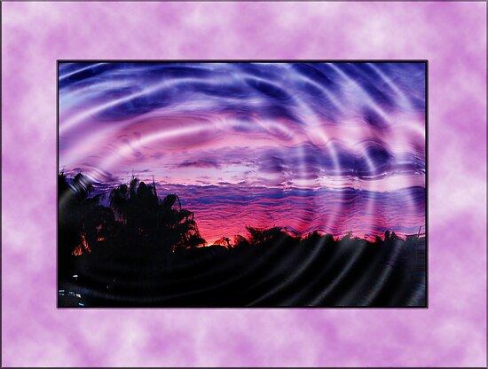 Rippled Sunrise: Valentine's Day by Cherubtree