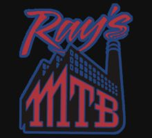 Rays MTB logo by AstroNance