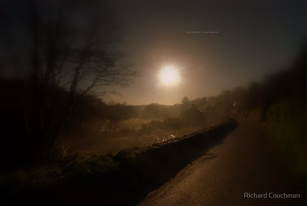 """"""" Light Of The Frost Bitten Morn """"  by Richard Couchman"""