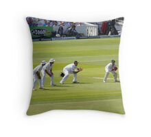 South Africa v England, Lords 2012 Throw Pillow