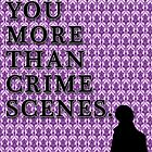I love you more than crime scenes. by KaterinaSH