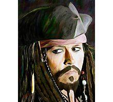 Johnny Depp Photographic Print