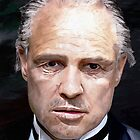 Marlon Brando by artbyjames