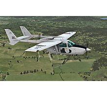 Cessna O-2 Skymaster Photographic Print