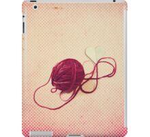 Love is a Tangled Web iPad Case/Skin