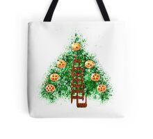 CHRISTMAS WITH DRAGON BALL Tote Bag