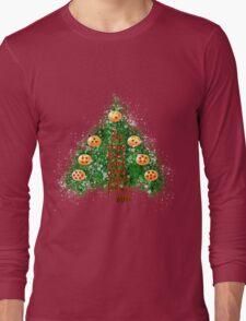 CHRISTMAS WITH DRAGON BALL Long Sleeve T-Shirt